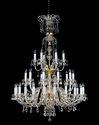 crystal chandeliers NEW CLASSIC LINE