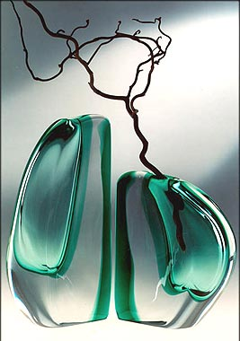 Modern Art Glass
