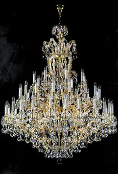 Crystal Chandelier MARIA TEREZIA