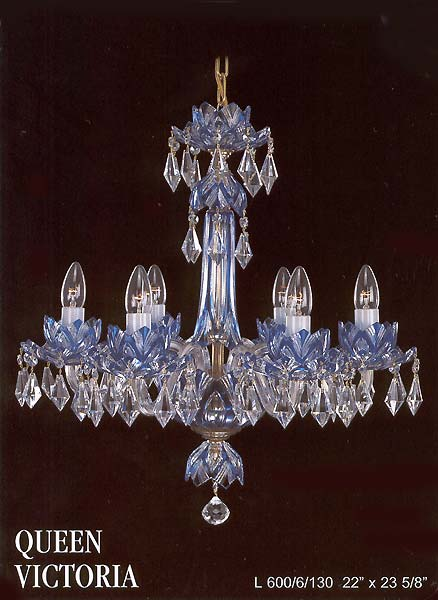 Crystal Chandeliers II
