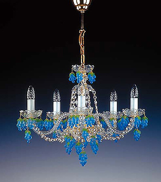 Crystal Chandeliers III
